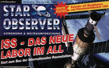 STAR OBSERVER COVER ILLUSTRATIONS