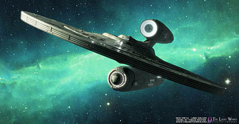 STAR TREK 2009 KELVIN 1920x1080