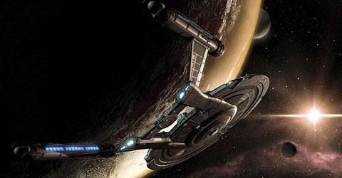 STAR TREK NX01 ENTERPRISE 1280x1024